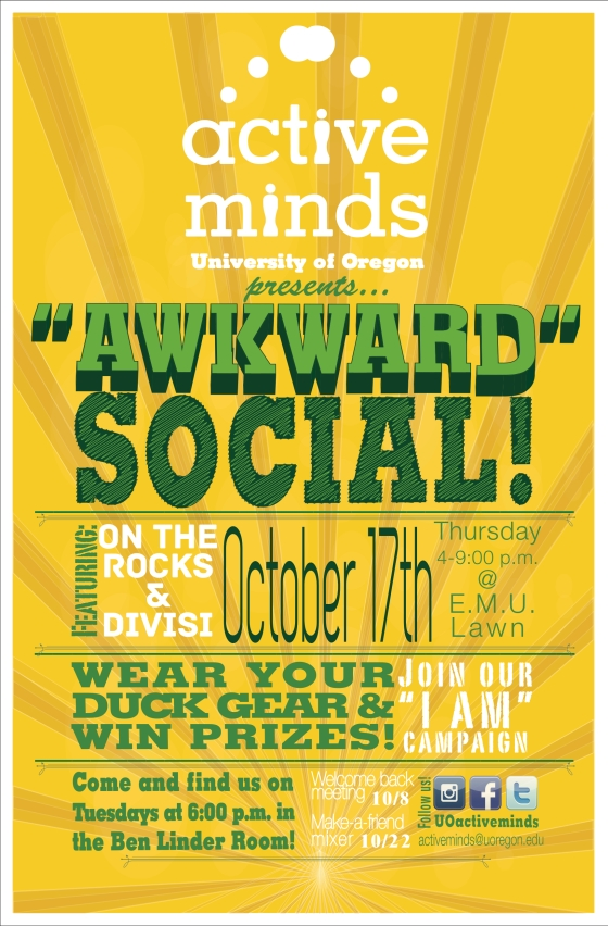 UO  Active Minds Awkward Social