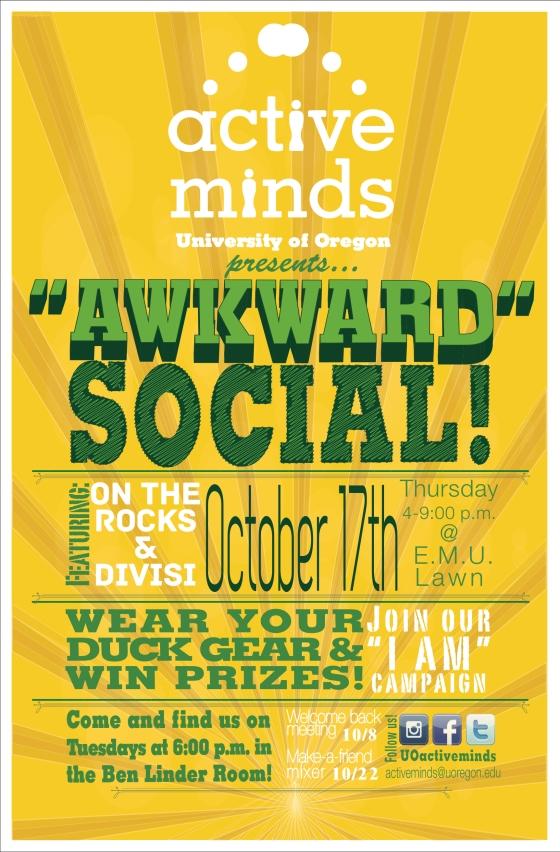 UO  Active Minds Awkward Social